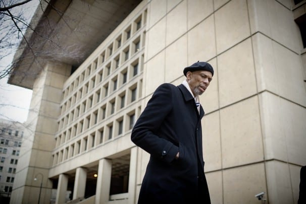 Kareem abdul-jabbar, the basketball icon, reinvented as culture vulture