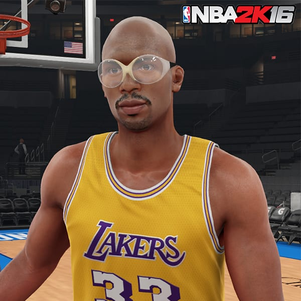 Nba 2k16 welcomes kareem back to the game!