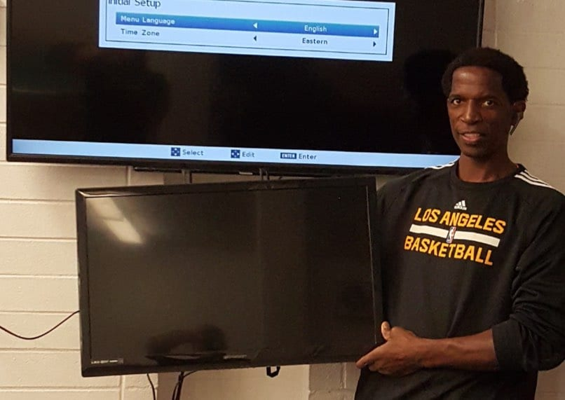 A.c. green teams up with sherman indian high school