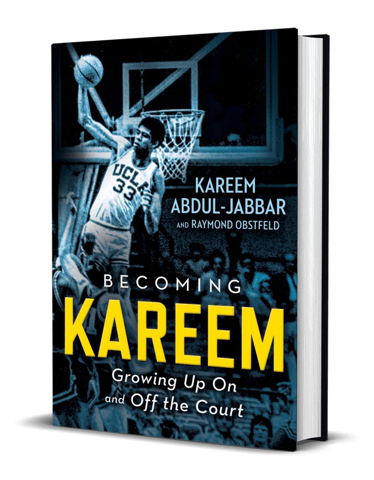 Becoming kareem by kareem abdul-jabbar & raymond obstfeld | slj review
