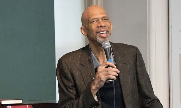 Kareem abdul-jabbar to write on the intersection of sports and social issues for guardian us