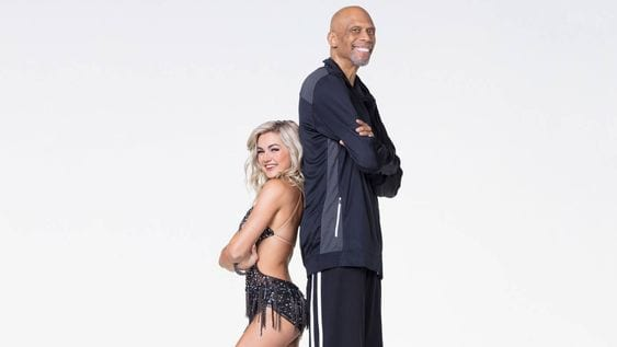 Kareem says ballers just want to have fun on 'dancing with the stars'