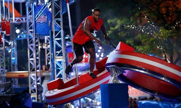 Why ninja warrior is the sport america needs (the guardian)