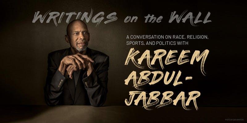 May 1, 2019 – an evening with kareem abdul-jabbar