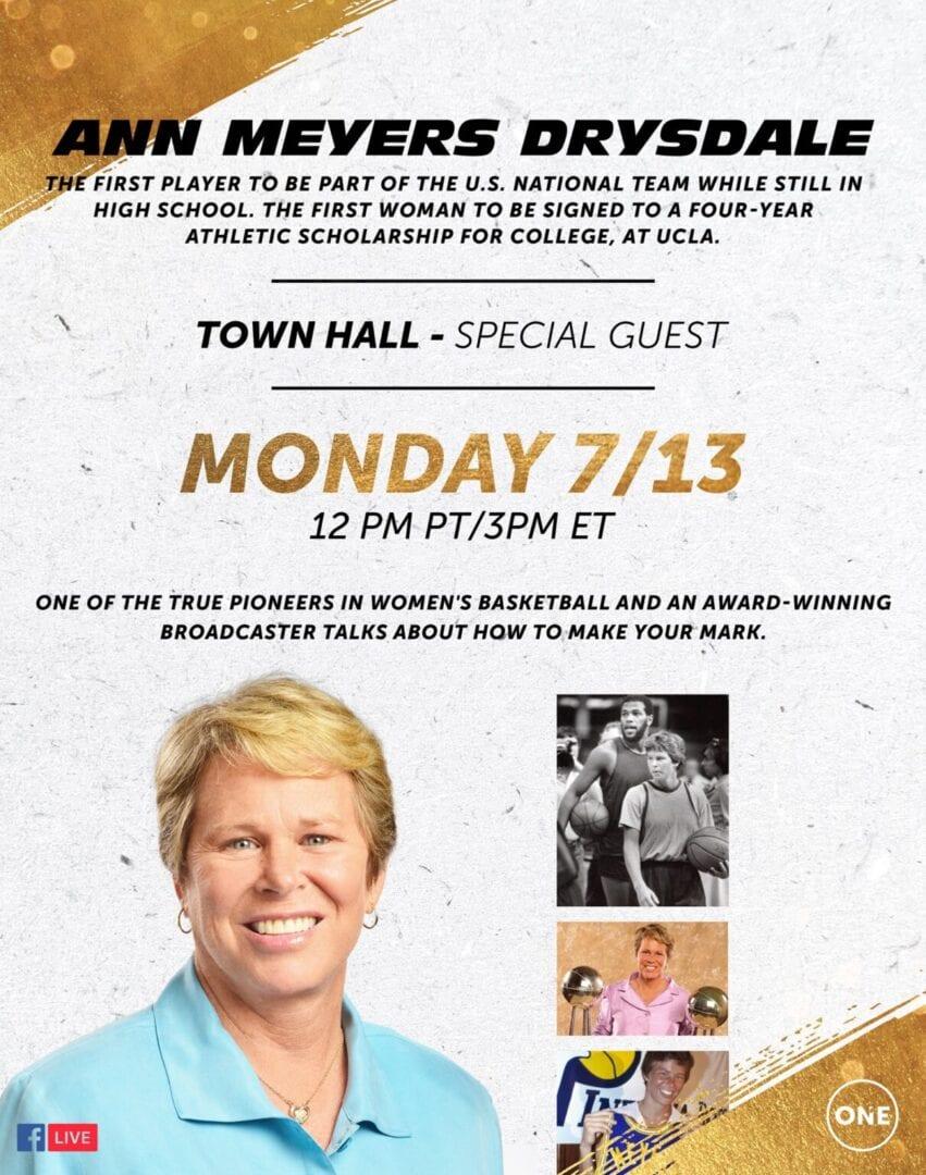 Annie meyers drysdale